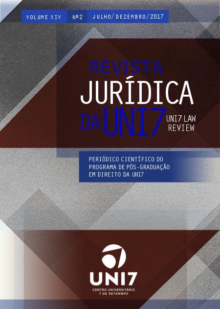 Revista Jurídica da UNI7